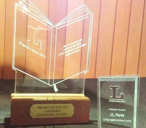 Loba Ediciones: ganadores del Premio Lector 2017