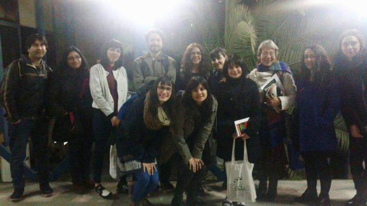 Loba Ediciones en Diplomado Universidad de Chile